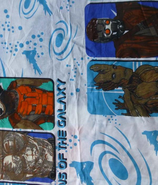 Guardians of The Galaxy fabric