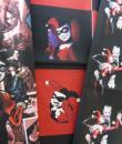 Harley Quinn fabric