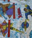 X-Men fabric